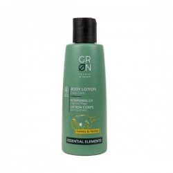Honey-Hemp  Body Lotion GRN essential elements