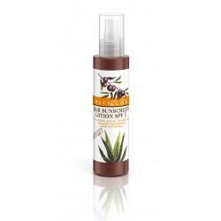 Hair Sunscreen lotion SPF 5