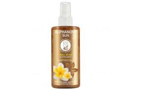 Body & Hair glittering dry oil