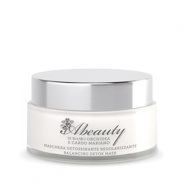 Balancing Detox Mask Abeauty - Natural - Organic Cosmetics Face mask - Beauty Products