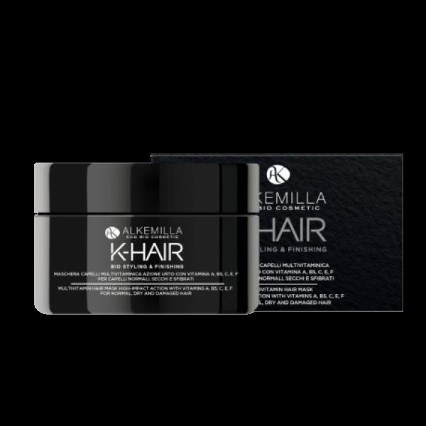 Alkemilla Multivitamin Hair Mask High-Impact - Natural - Organic   Cosmetics Hair Mask - Beauty Products