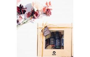 Box starter kit set 4 essential oils