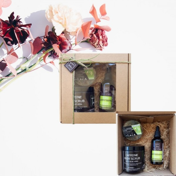 Anti-cellulite gift box - Natural - Organic Cosmetics Cellulite - Beauty Products