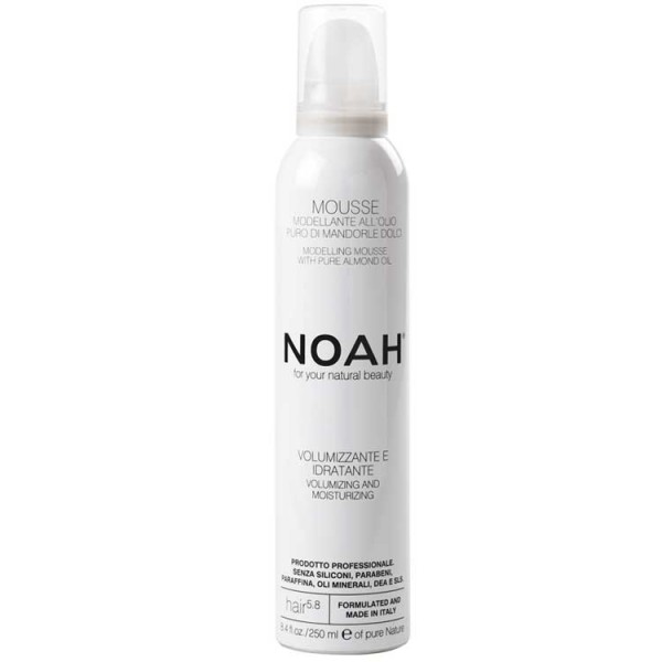 Modelling hair mousse - Natural - Organic   Cosmetics  Hair Oils - Hair Treatments  - Beauty Products