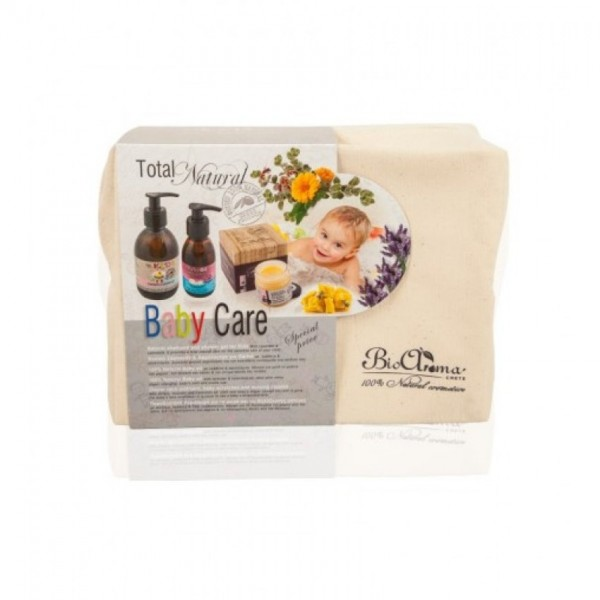 Gift idea -Integrated Natural Care Baby - Natural - Organic  Cosmetics - Offers-Sales