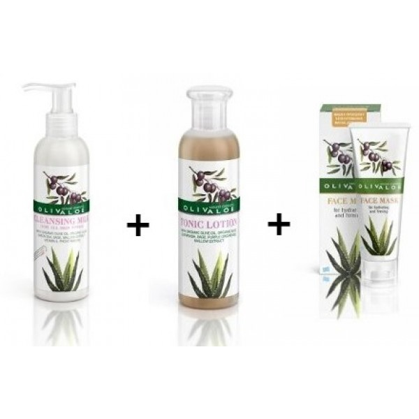 Gift Idea-Face Cleansing -  Natural - Organic  Cosmetics - Offers-Sales