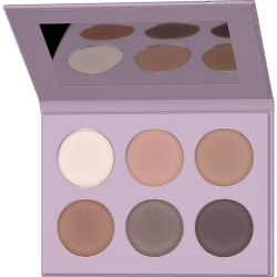 Mineral Eyeshadow selection Blooming Nude  Lavera Limited Edition
