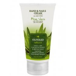 Aloe Vera Hand & Nails Cream