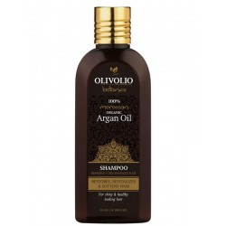 Argan Oil Shampoo, Repairing - Dry/Damaged Hair