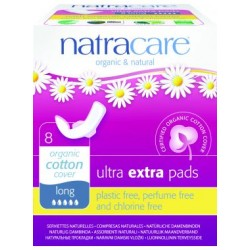 Natracare Ultra Sanitary towels for big flow