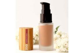 Fluid foundation zao light sand